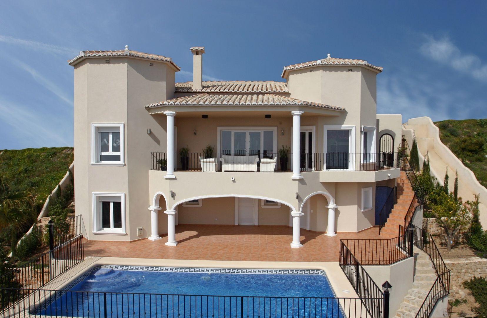 Luxury Villa in Benitachell, Cumbre del Sol, for sale