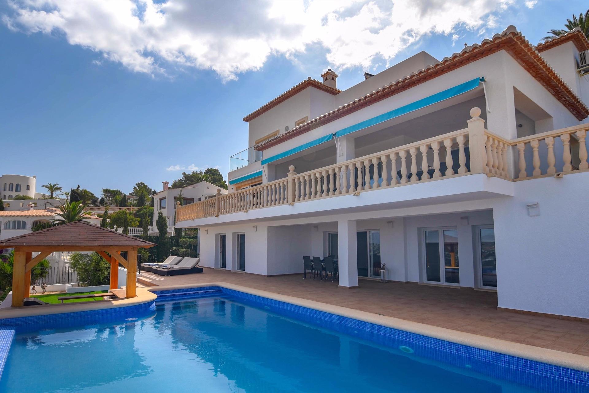 Villa in Teulada, holiday rentals