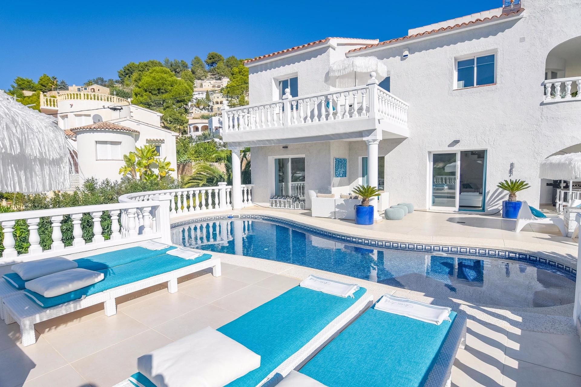 Villa in Benissa, holiday rentals