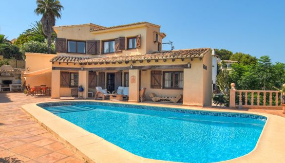 Villa in Moraira, Portet, for sale