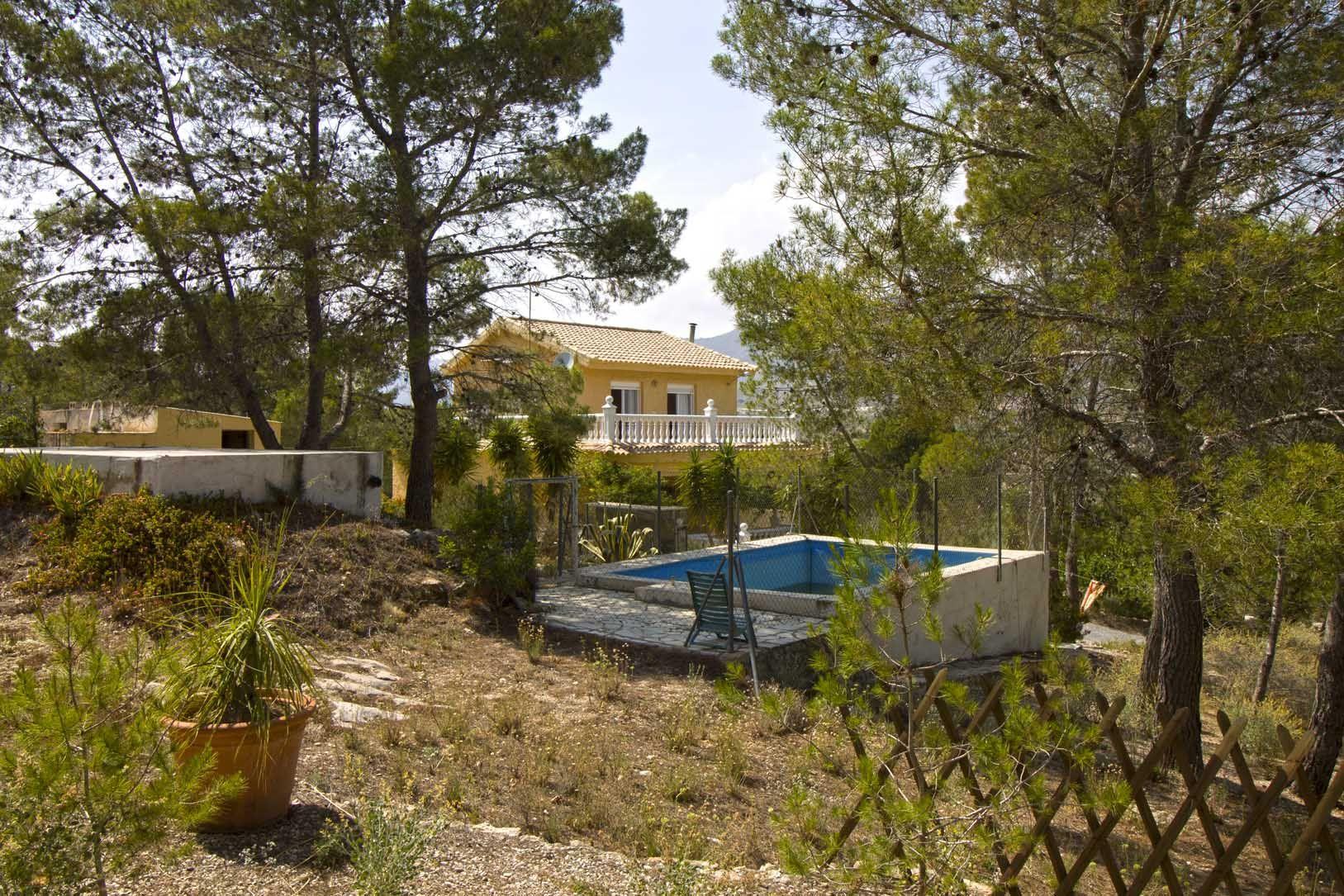 Villa in Fondó de les Neus, el/Hondón de las Nieves, for sale