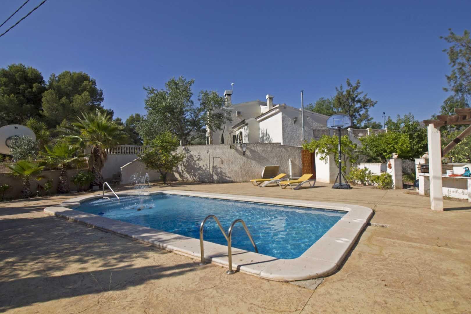 Villa in Monóvar, for sale