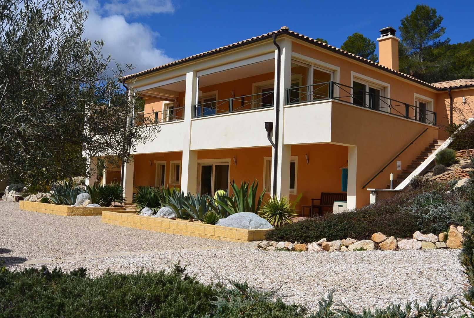 Villa in Torremanzanas/Torre de les Maçanes, la, for sale