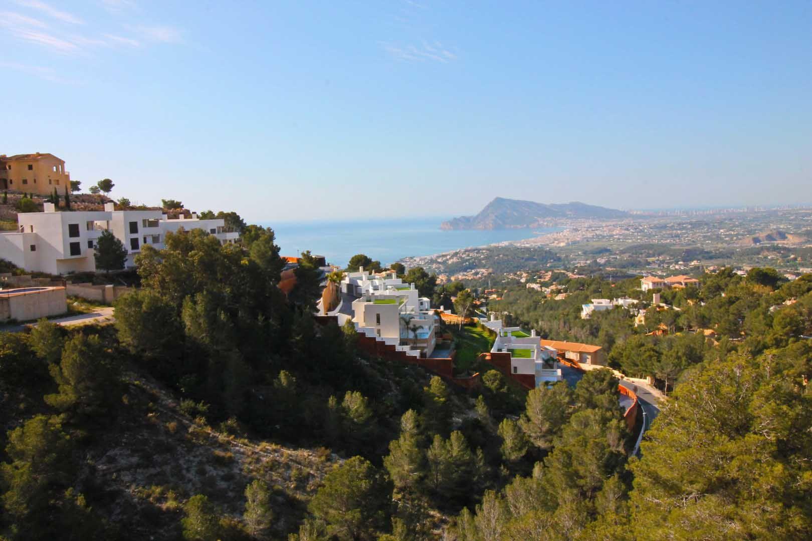 Terraced House in Altea, Altea La Vella, for sale