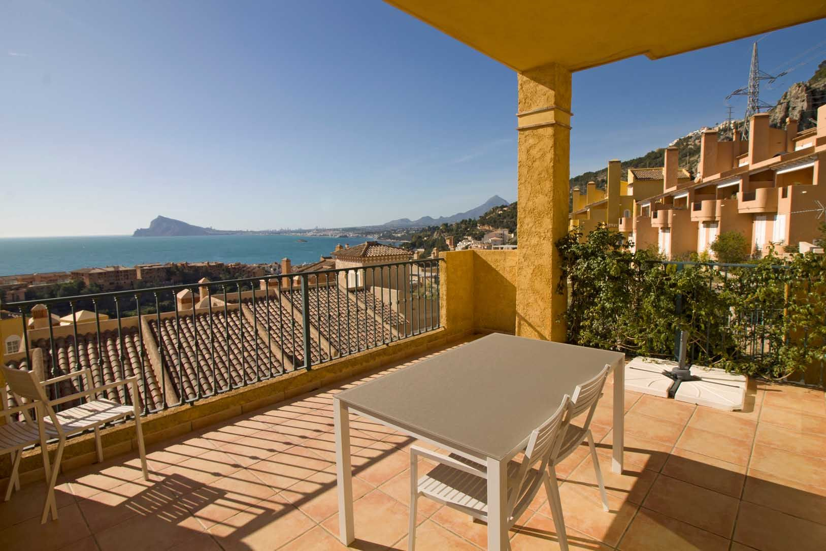 Terraced House in Altea, for sale