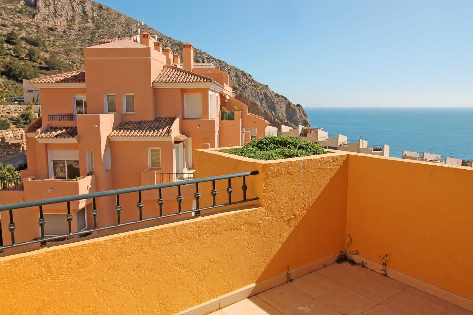Penthouse in Calpe / Calp, for sale