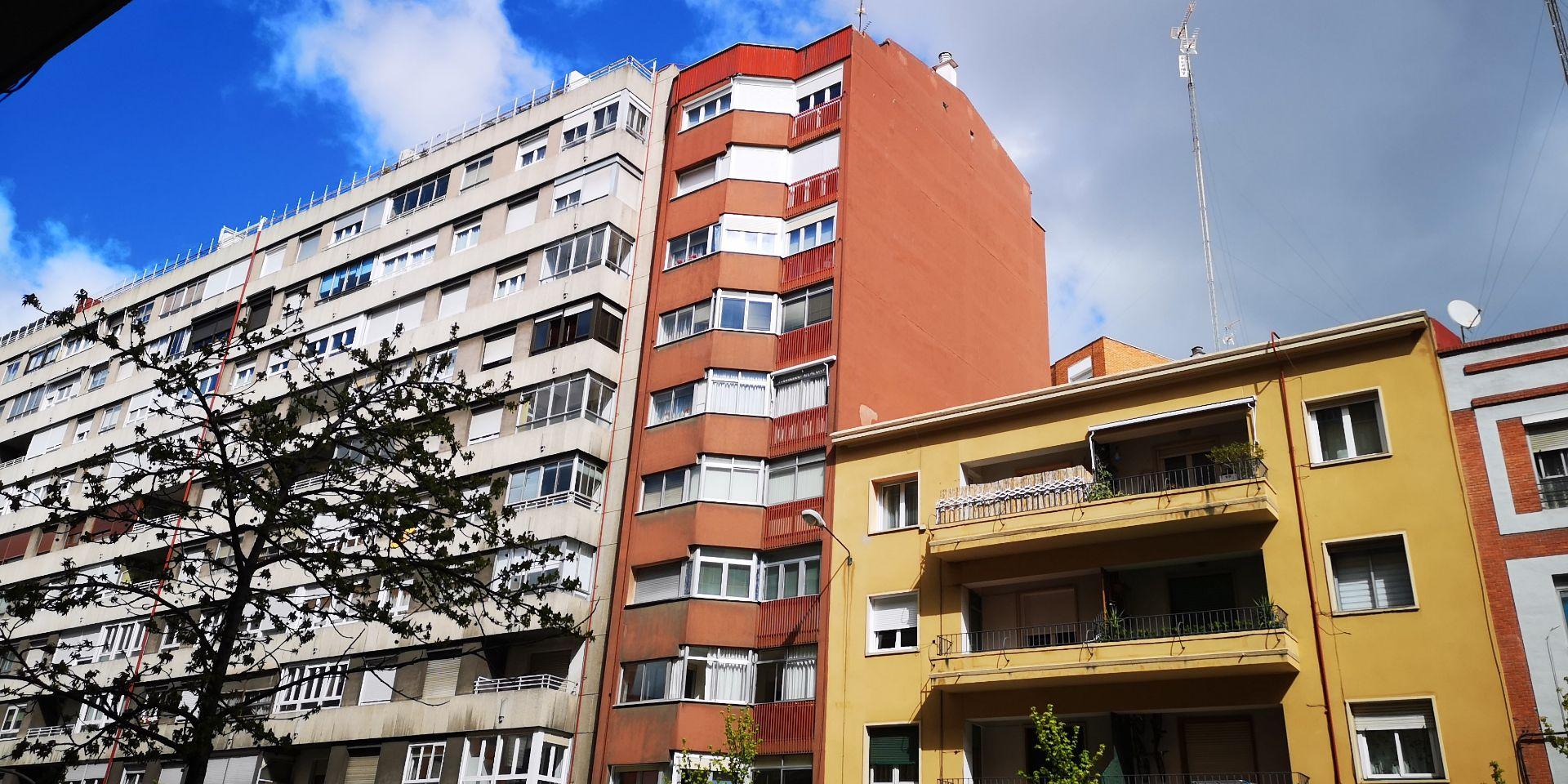 Wohnung in Valladolid, puente colgante, miete