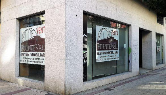 Local comercial en Valladolid de 1 habitaciones