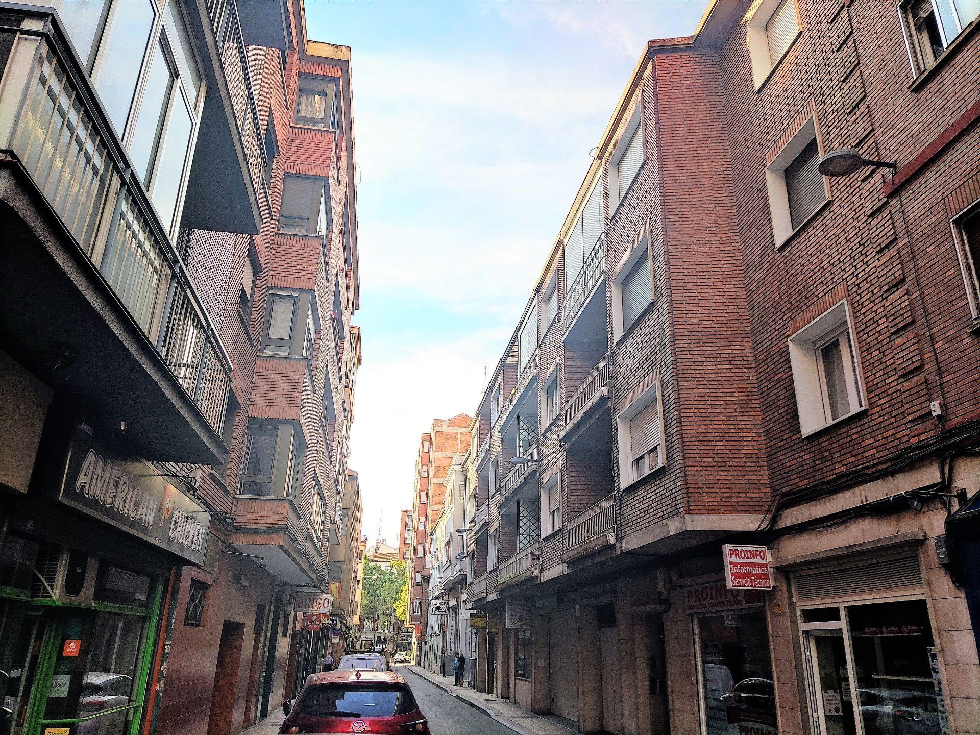 Piso en Valladolid, puente colgante, venta