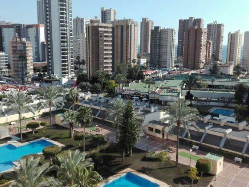 Wohnung in Benidorm, Levante, verkauf