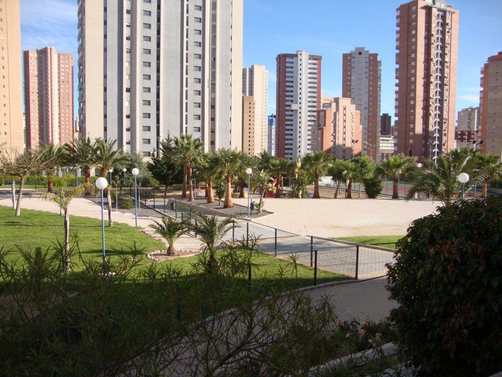 Apartamento em Benidorm, Juzgados, venda