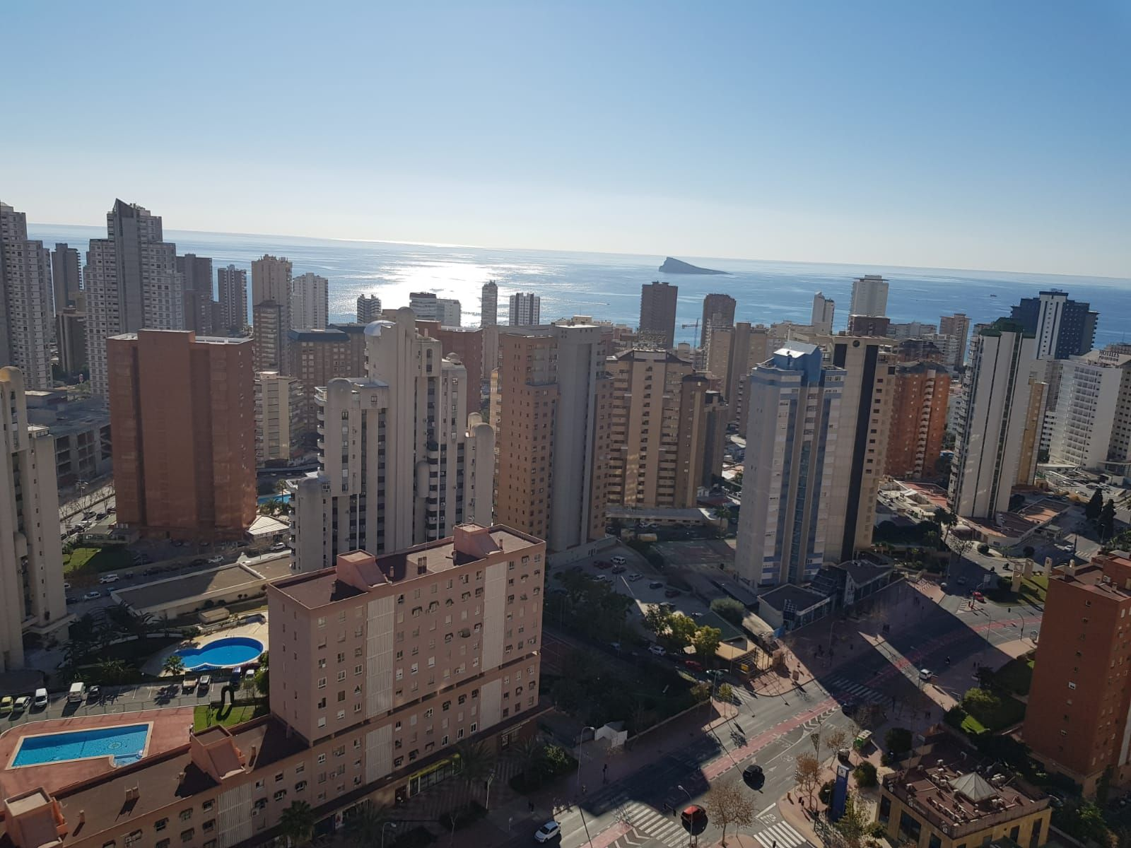 Flat in Benidorm, Juzgados, for sale
