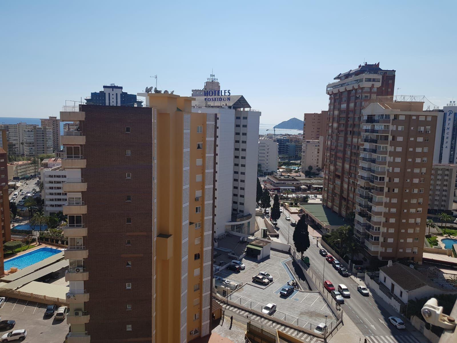 Kerrostalo sijainti Benidorm, Levante, myynti