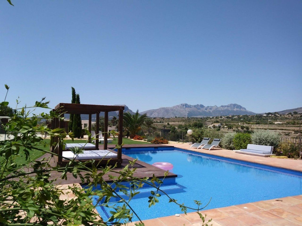 Villa in Benissa, for sale