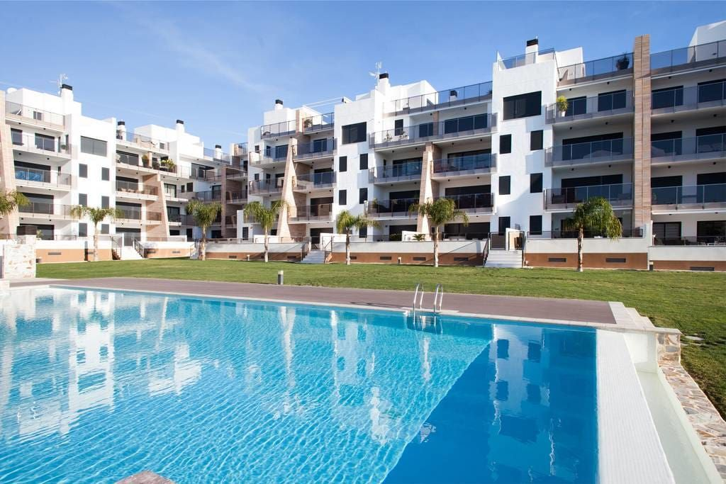 Apartment in Orihuela Costa, holiday rentals