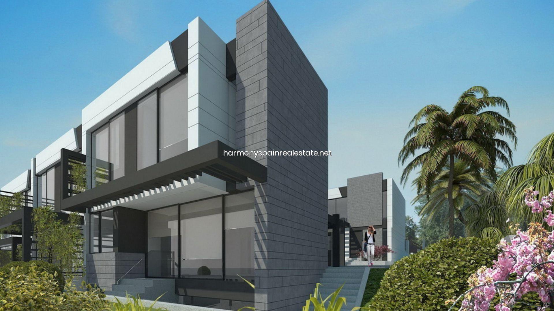 Promocion De Casas Adosadas En Torre Del Mar