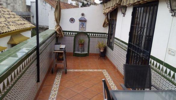 Atico en Córdoba de 1 habitaciones