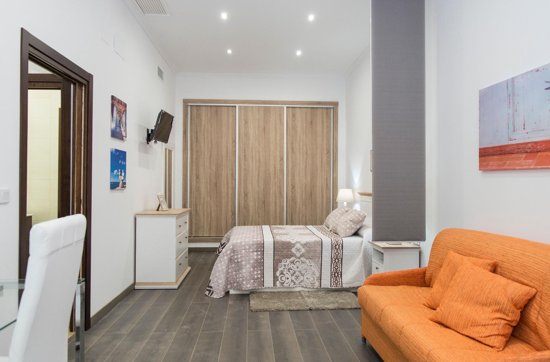 Apartamento en Cordoba, GLORIETA AMADORA, alquiler