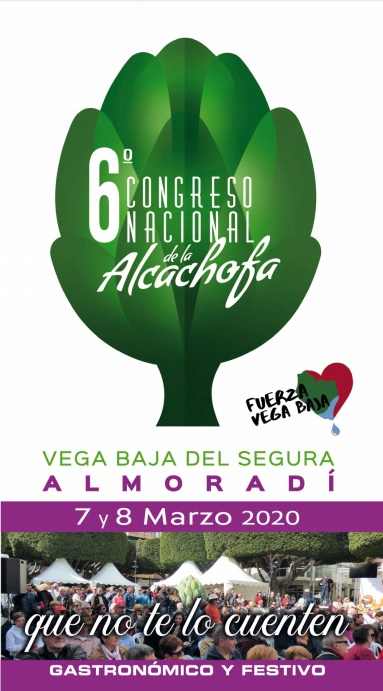 6º CONGRESO NACIONAL DE LA ALCACHOFA ALMORADI