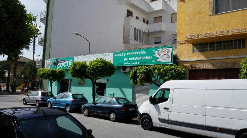 Local comercial en Almoradí, Antonio Sequeros, venta