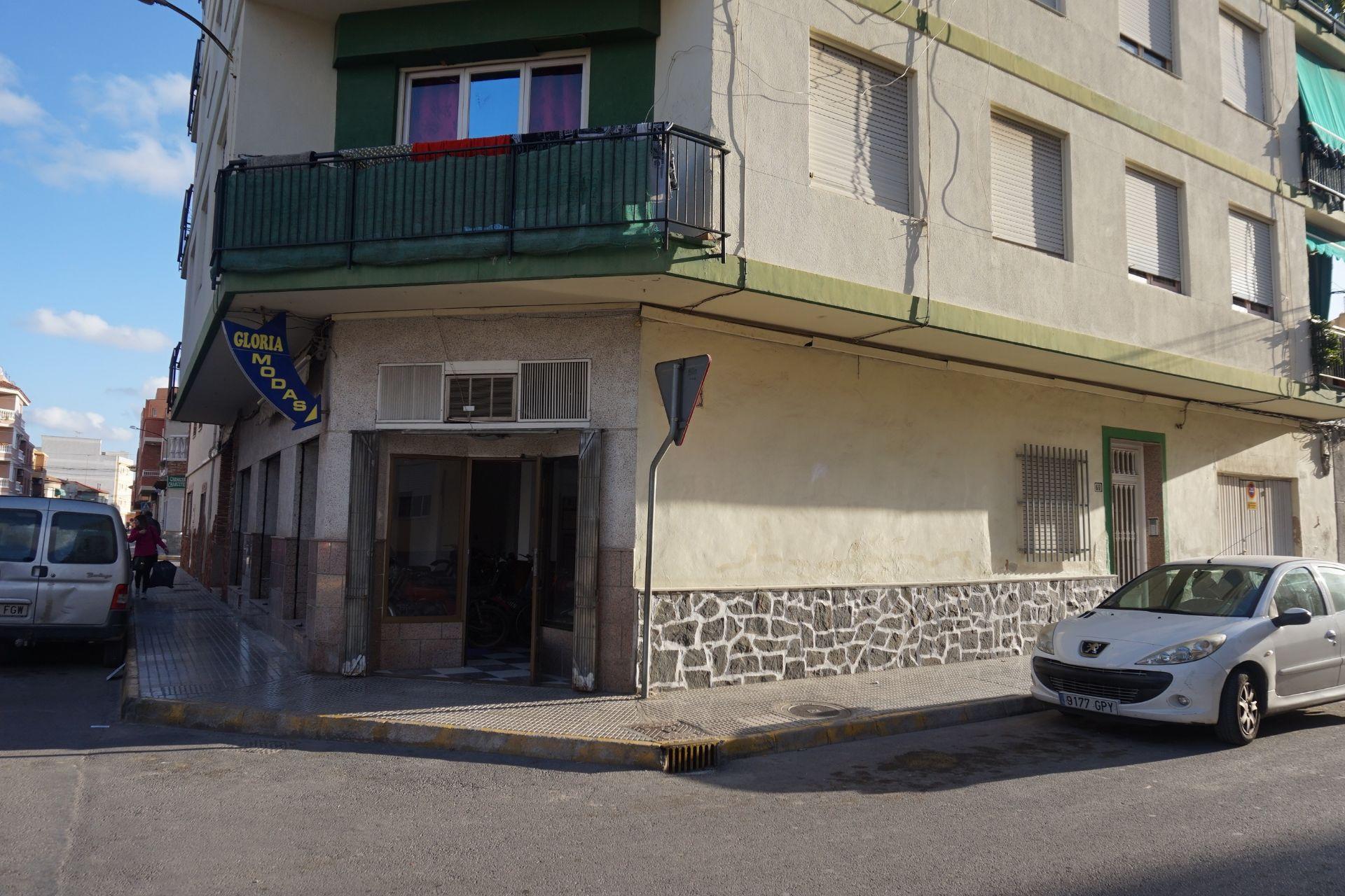 Forretningslokale i Almoradí, Manuel de Torres, salg