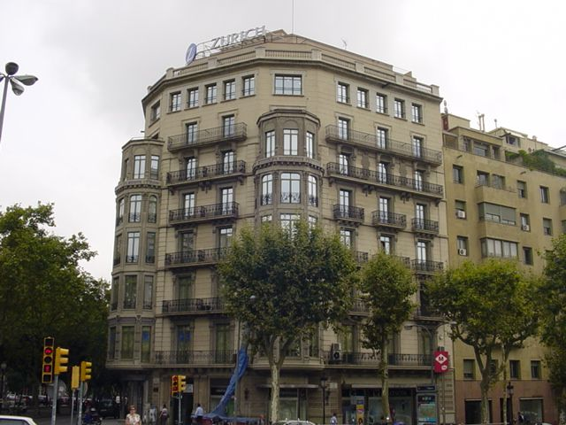 Office in Barcelona, Eixample, for rent