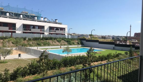 Flat in Sant Just Desvern, Mas LLui Residencial, for rent