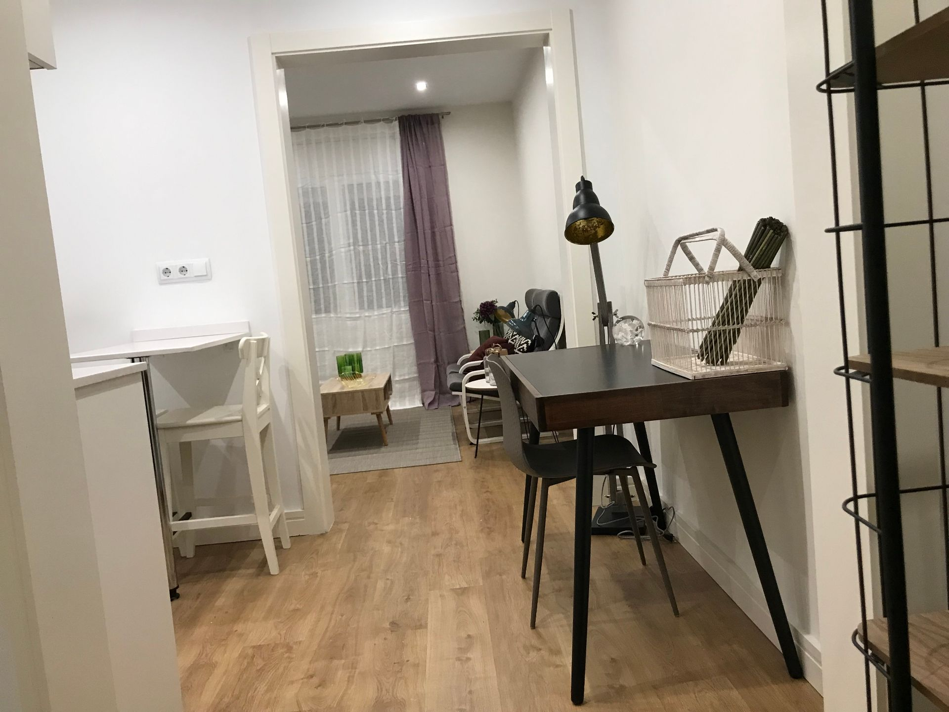 Flat in Barcelona, Eixample, for rent