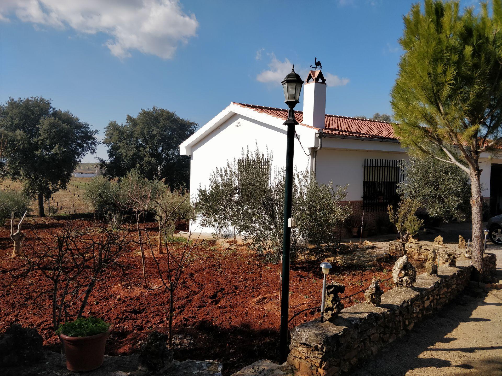 Casa de campo en Ronda, Partido Navares y Tejares, venta