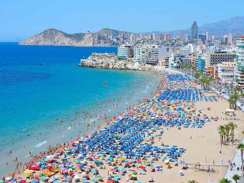 Piso en venta en Benidorm zona Playa Levante