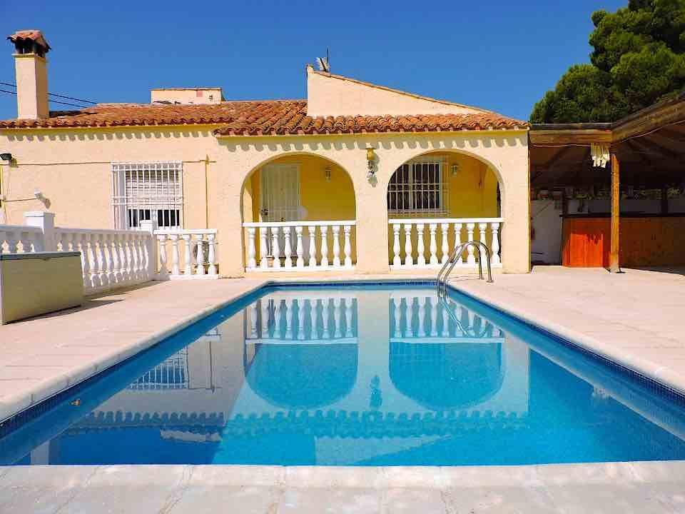 Casa / Chalet en Alfaz del Pi / l'Alfàs del Pi, El Romeral, venta