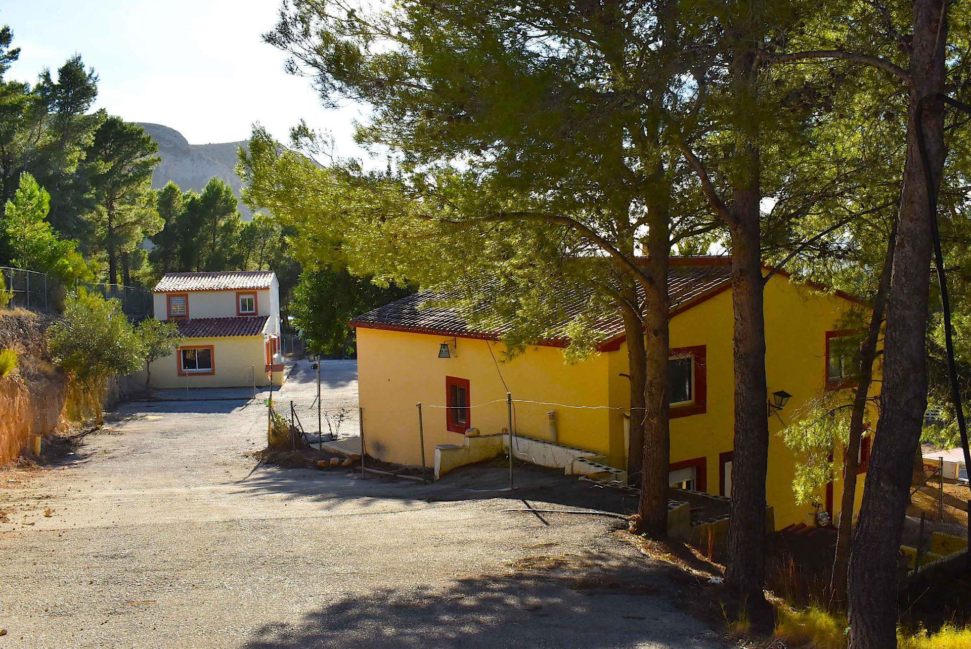 Casa de campo en Finestrat, La Tapia, venta