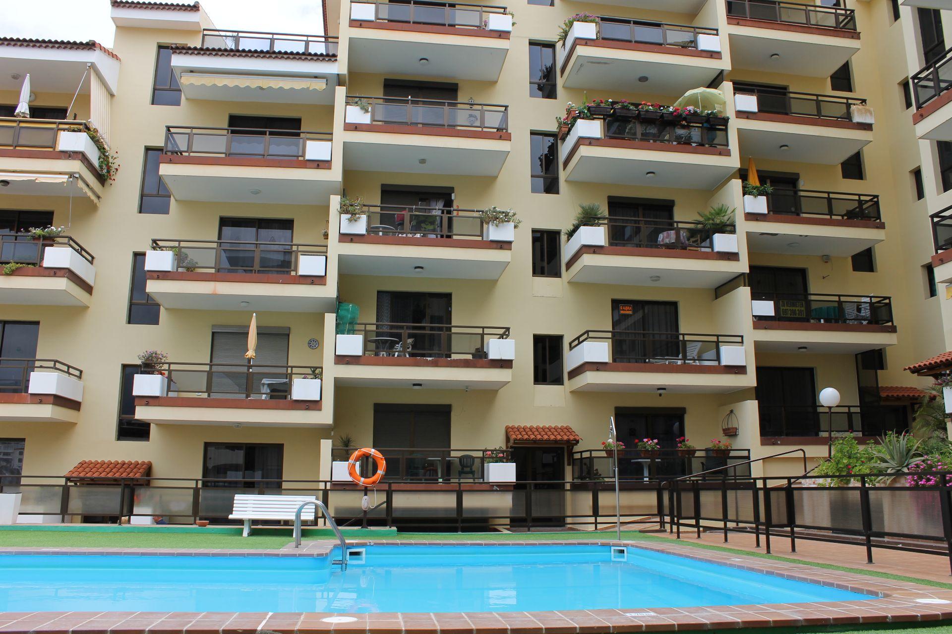 Apartamento en Puerto de la Cruz, El Tope, venta