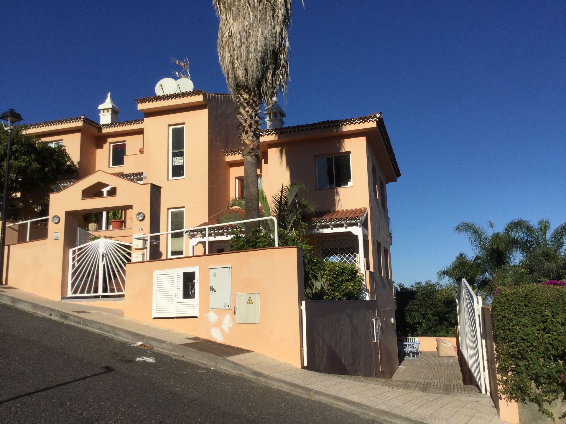 Apartamento en Puerto de la Cruz, Las Águilas, alquiler