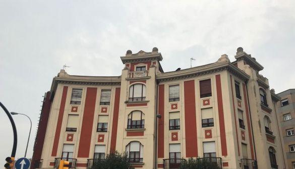 Atico en Gijón de 2 habitaciones