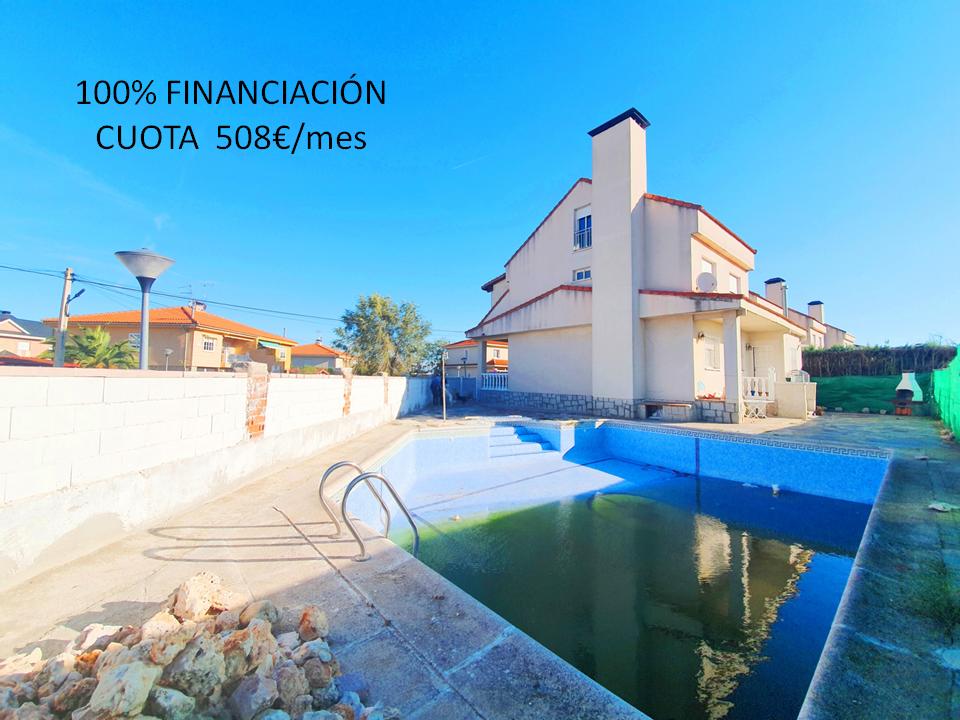 Casa / Chalet en Ventas de Retamosa, Las, casco urbano, venta