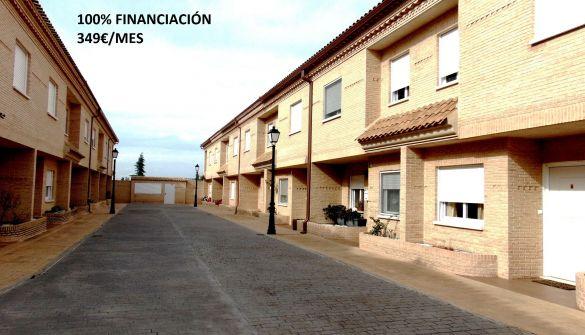 Casa adosada en Santa Cruz Del Retamar de 3 habitaciones
