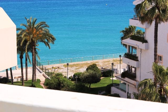 Penthouse in Altea, Primera linea (CAP NEGRET), for sale