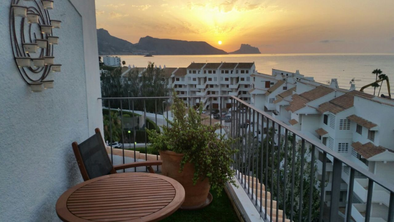 Penthouse in Altea, Centro Altea, holiday rentals