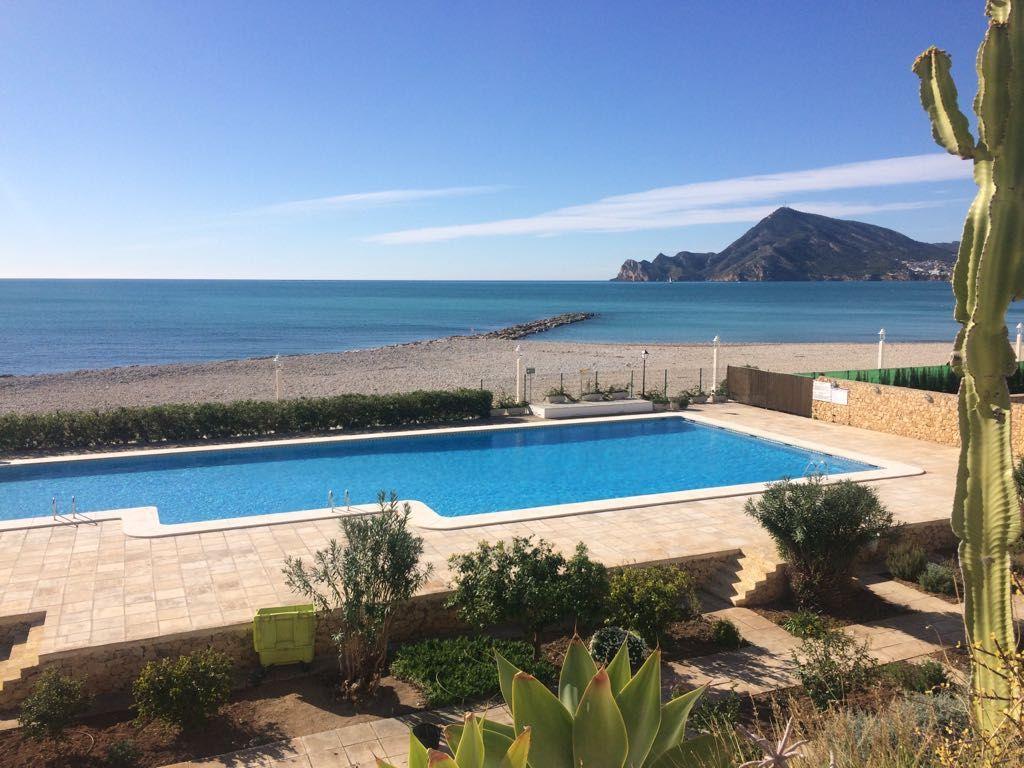 Apartment in Altea, Altea centro, holiday rentals
