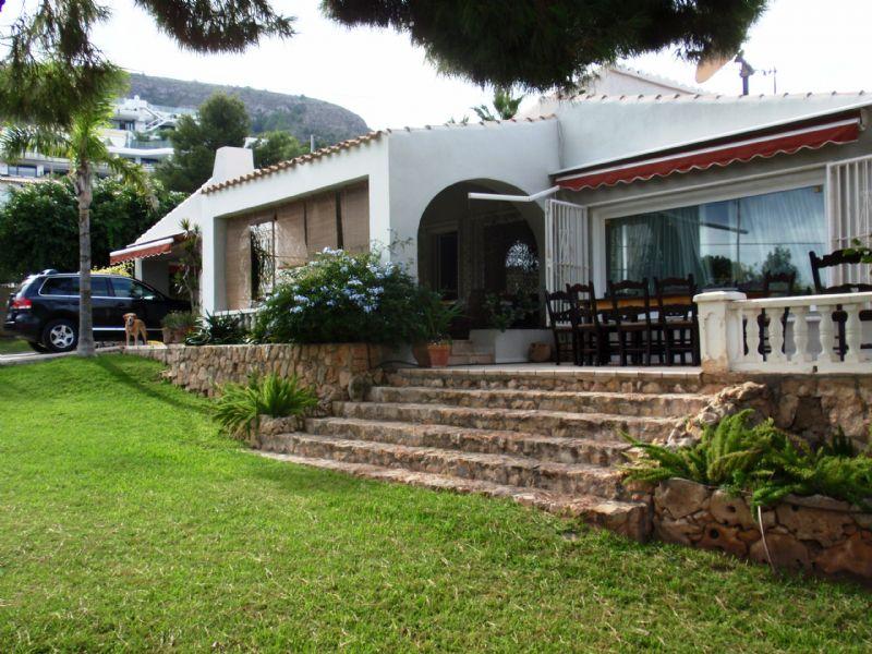 Villa in Alfaz del Pi / l'Alfàs del Pi, ALBIR, for sale