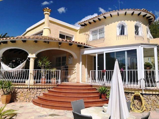 Villa in Altea, ALTEA LA VELLA, for sale