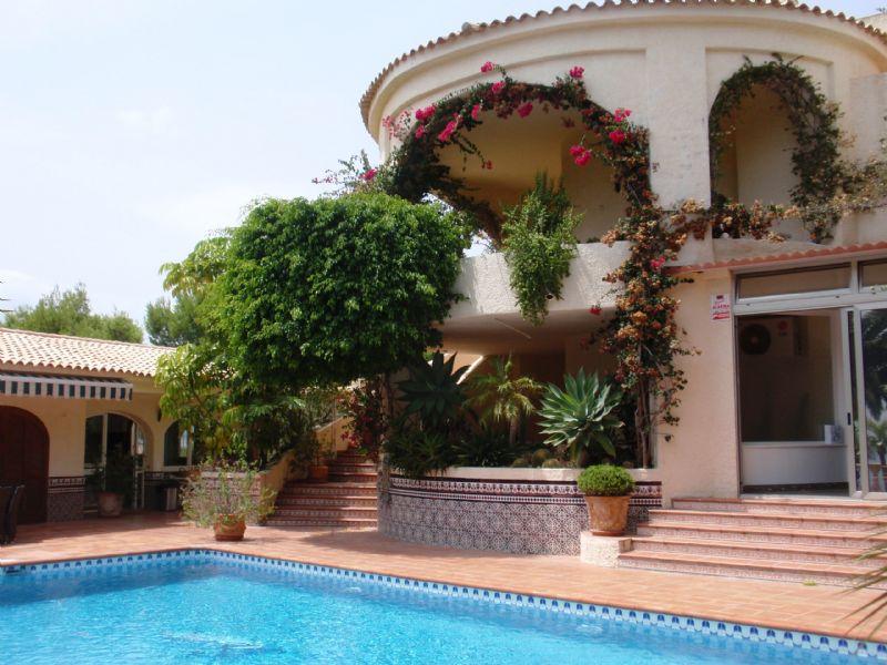 Luksussvilla i Altea, SIERRA ALTEA, salg
