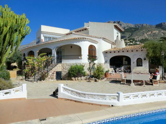 Villa in Altea, Urb la Galera, for sale