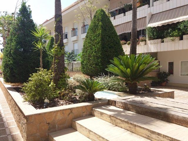 Apartment in Altea, Altea centro, holiday rentals