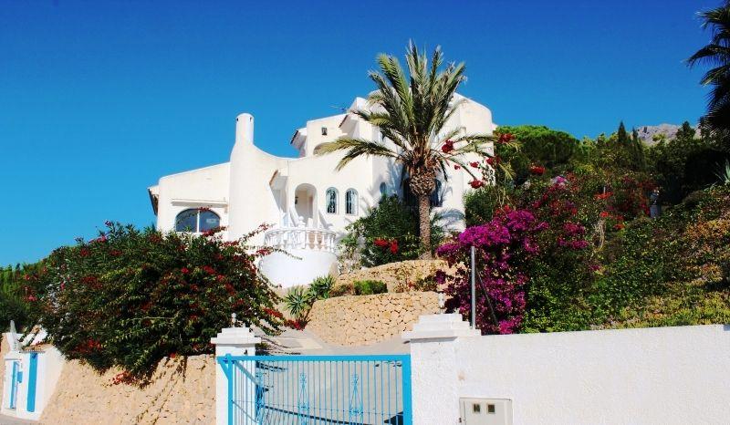 Villa in Altea, Sierra Altea, for sale