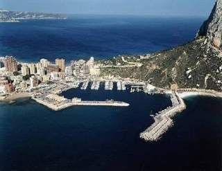 Commercial property in Calpe / Calp, PUERTO, transfer