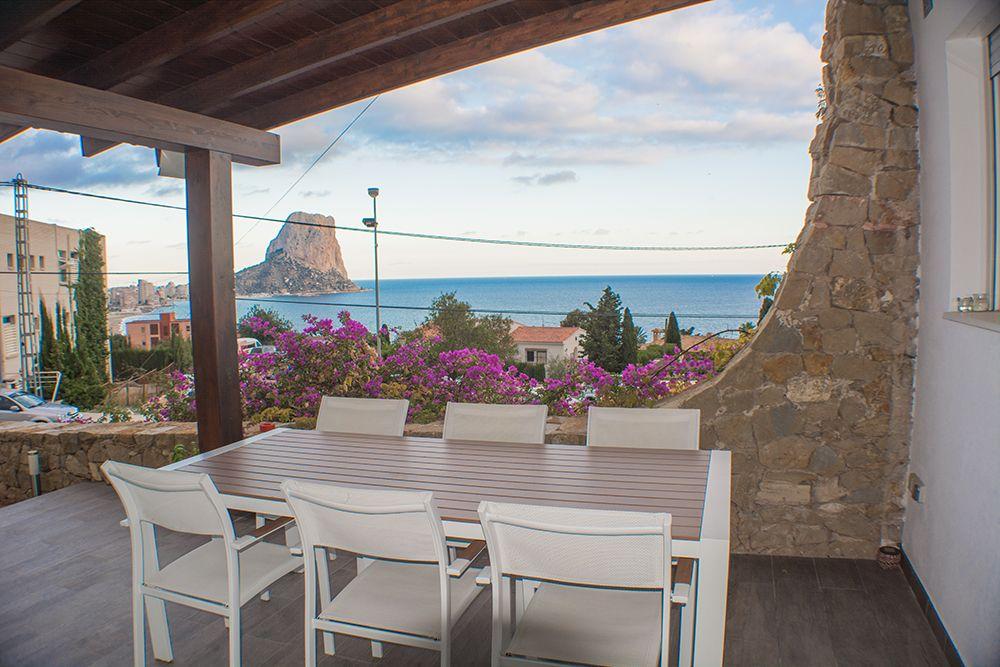 Luxury Villa in Calpe / Calp, LA MANZANERA, for sale