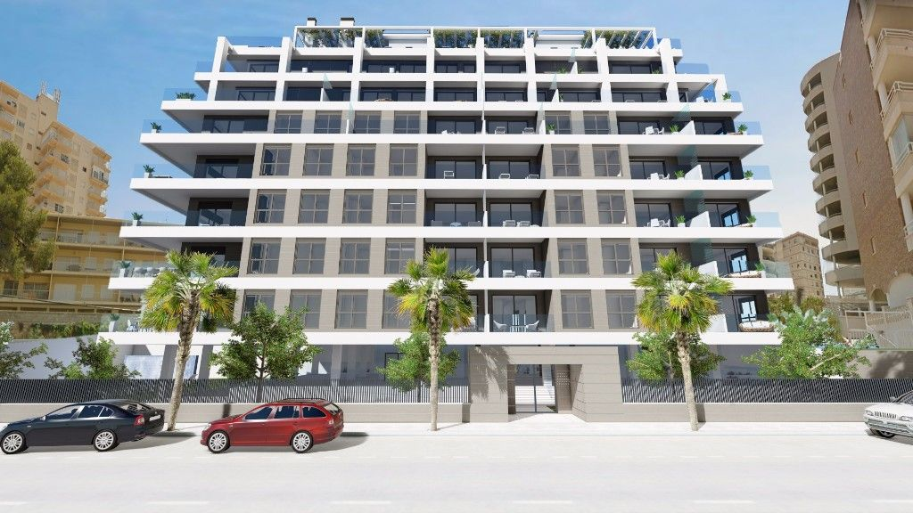 Apartment in Calpe / Calp, PUERTO, for sale