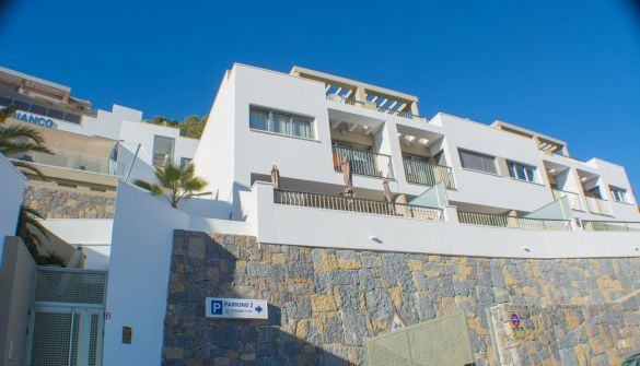 Terraced House in Calpe / Calp, for rent